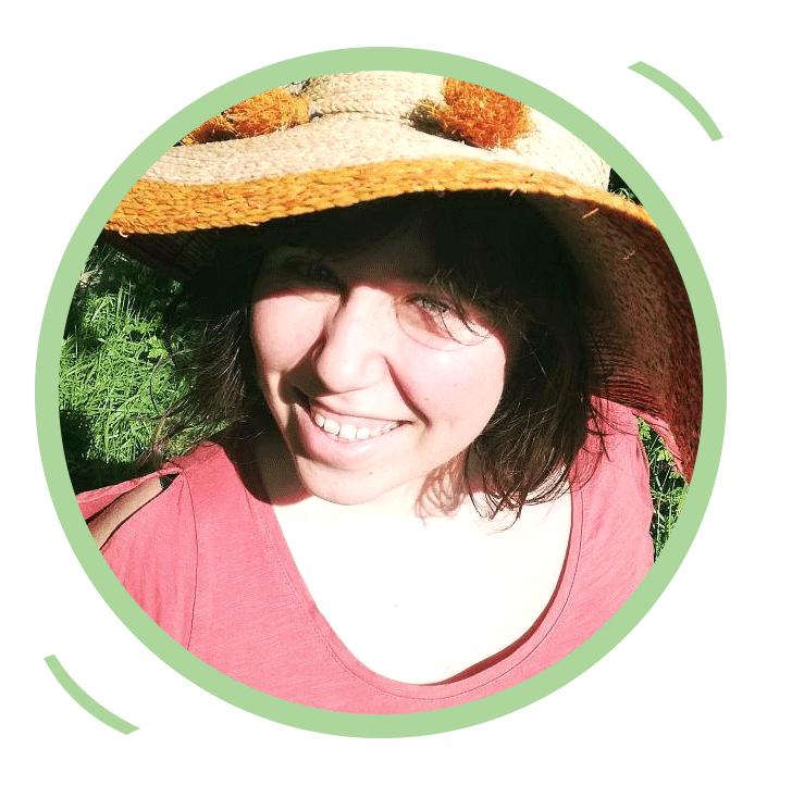 Elodie, créatrice de la boutique Les Loges d'Elodie
